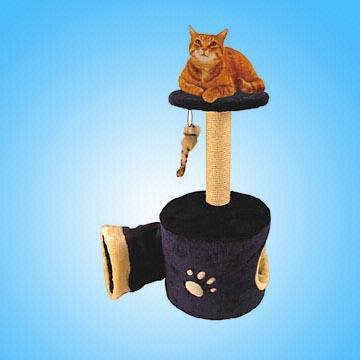 Sell Cat Scratching Tree Measuring 33 x 33 x 63cm