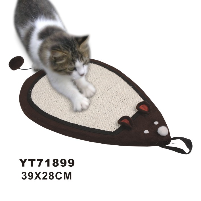 Cat Scratcher Mat(YT71899)