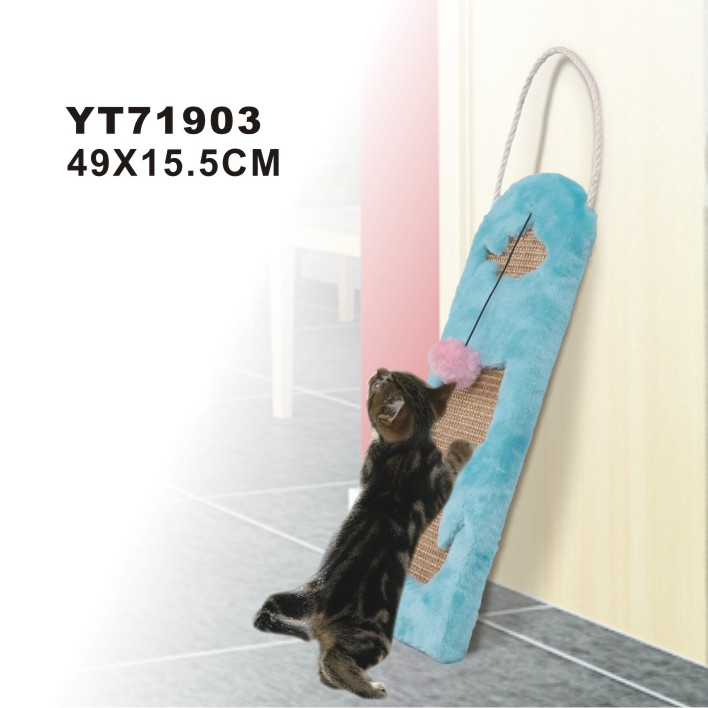 Cat Scratcher Mat(YT71903)