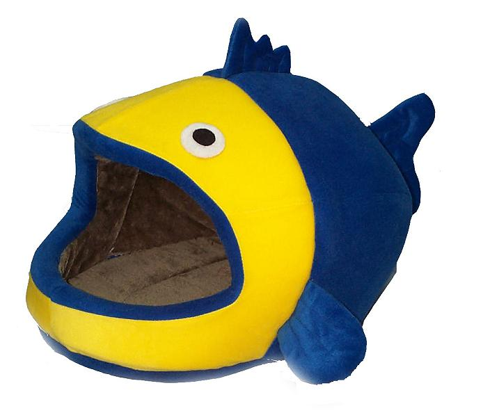Sell Fish-shape cat bed